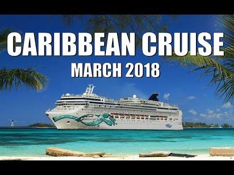 Caribbean Cruise - Norwegian Jade - March 2018