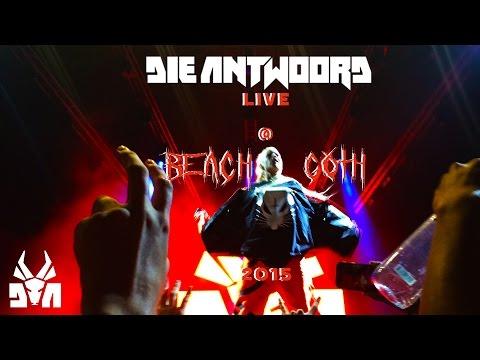 Music Talk: Die Antwoord Live @ Beach Goth 4, 2015