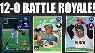 GOING FOR 12-0 BR RUN!! | MLB The Show 18 Diamond Dynasty