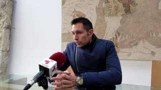 Video Natxo Lezcano Rolda de prensa no Museo de Lugo