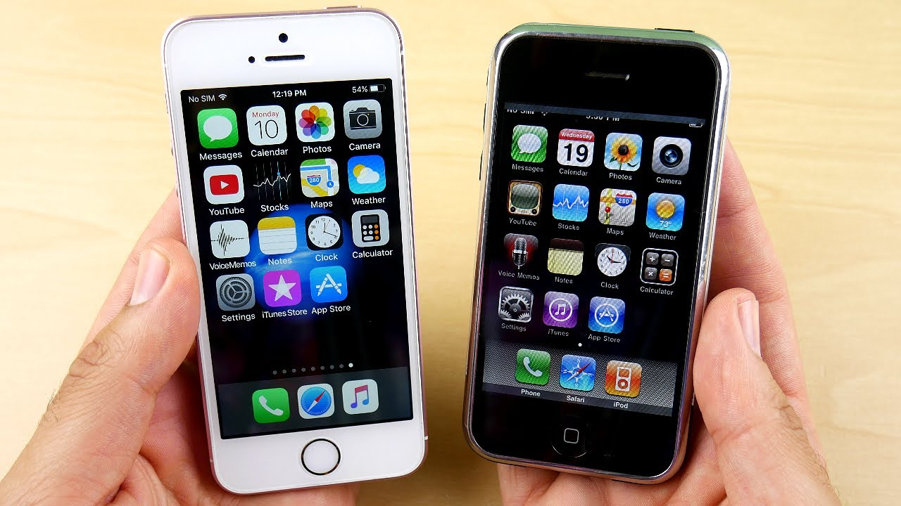 1st generation iphone iphone se vs iphone 1st 1423