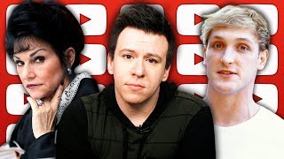 Judge Destroys Larry Nassar, Logan Paul's