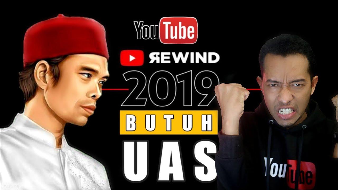 YouTube Rewind 2019: Membutuhkan Ustadz Abdul Somad | #YouTubeRewind