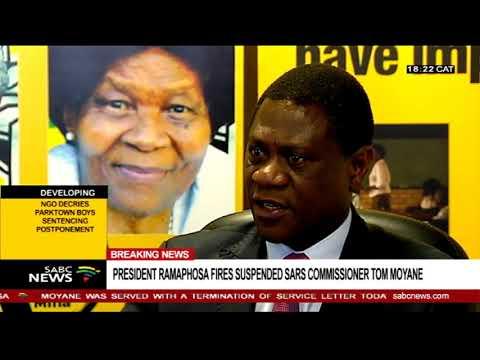 Paul Mashatile speaks to SABC on a range of issues