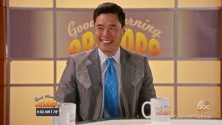 Louis Huang on Good Morning Orlando - Fresh Off The Boat
