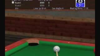 Virtual Pool 64 (Nintendo 64)