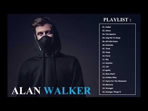 Alan Walker Full Album - Top 20 Alan Walker