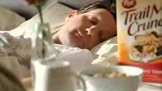 Video Clip Commercial Dog Sleeping In Bed Trail Mix