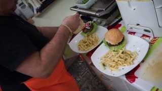 Cупер гамбургер,подробный видео рецепт