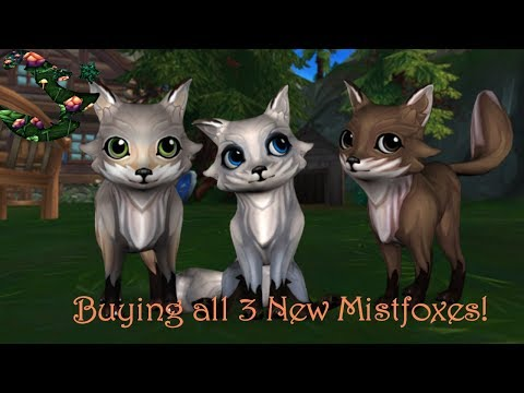 SSO ~ Buying All 3 New Mistfoxes!