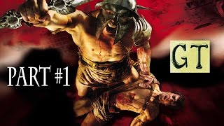 Gladiator: Sword Of Vengeance Walktrough Part 1