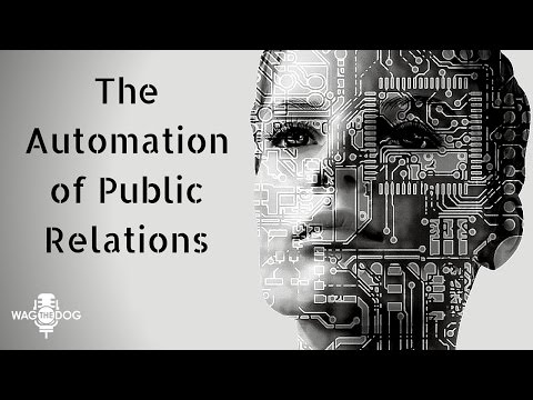 How Automation will Impact Public Relations – an interview with David Phillips