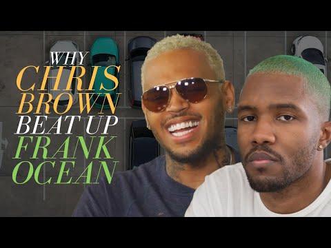 Why Chris Brown Beat Up Frank Ocean