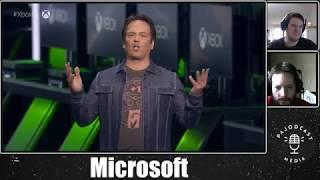 E3 2018 Reaction: Microsoft Press Conference