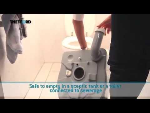 Schema Elettrico Wc Thetford : Toaleta portabila thetford porta potti excellence igiena si
