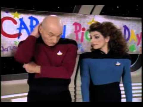 Star Trek TNG Boston Legal Intro.
