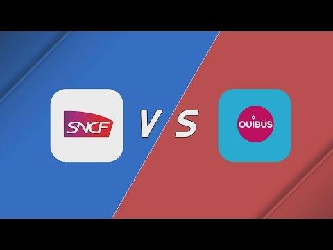 OUIBUS Vs TGV SNCF - Versus Guys