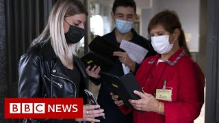 Italy to require all workers to show Covid pass - BBC News