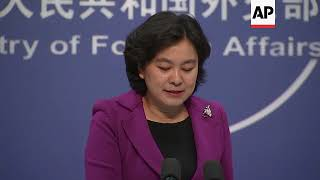 FM spox: Canada poses serious threat to Chinese citizens