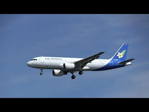 VIP Flight (RDPL-34188 / Airbus A320-214 / Lao Airlines / 2015-03-04 12:58 / HND)