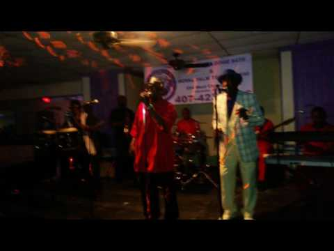 CL West & The Touch of Class Band Live 08-06-16