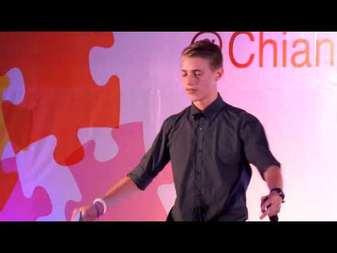 Learning through the Model United Nations | Lucas Haitsma | TEDxYouth@ChiangMai