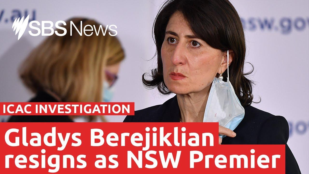 BREAKING: NSW Premier Gladys Berejiklian RESIGNS!