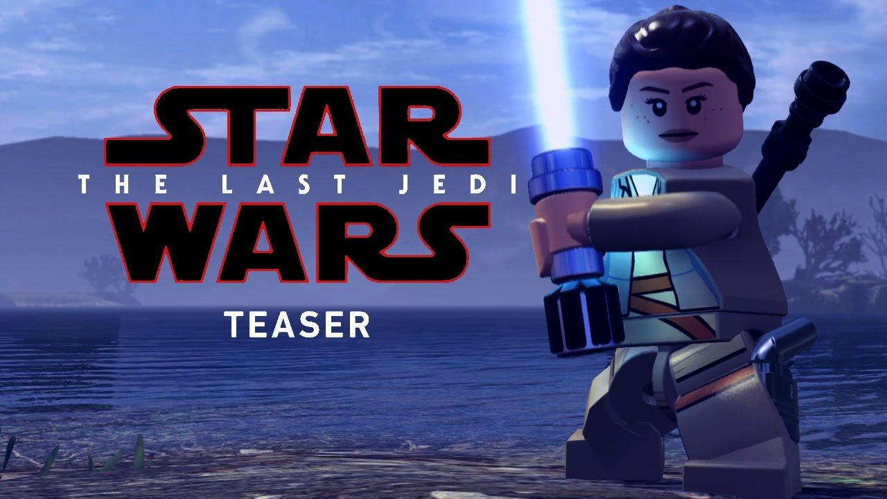 Lego Star Wars The Last Jedi Teaser Trailer Fan Made