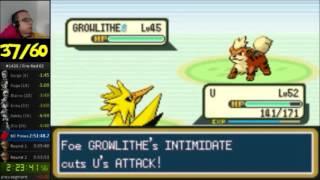 Pokemon Fire Red - Round 2 Speedrun in 3:31 IGT
