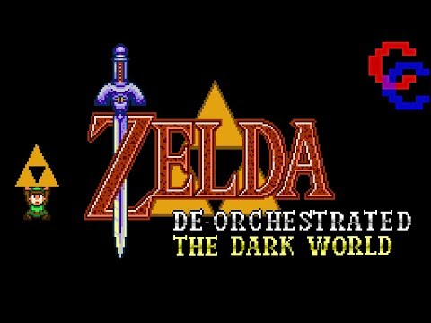 The Dark World (Link to the Past) - Zelda De-orchestrated