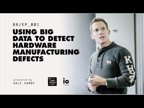 BR/EP001 - Using big data to detect hardware manufacturing defects