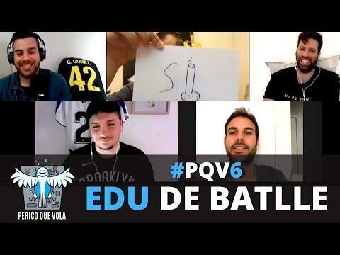 PERICO QUE VOLA Amb Edu De Batlle | #PQV6