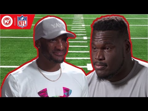 NFL Bad Joke Telling Full | NFL Pro Bowl