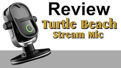 Turtle Beach Stream Mic Review USB Stream Mic von Turtle Beach *Deutsch*