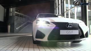 2017-Lexus-GS-F-rear-three-quarter Lexus Gsf