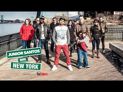 Encontro de Youtubers em New York