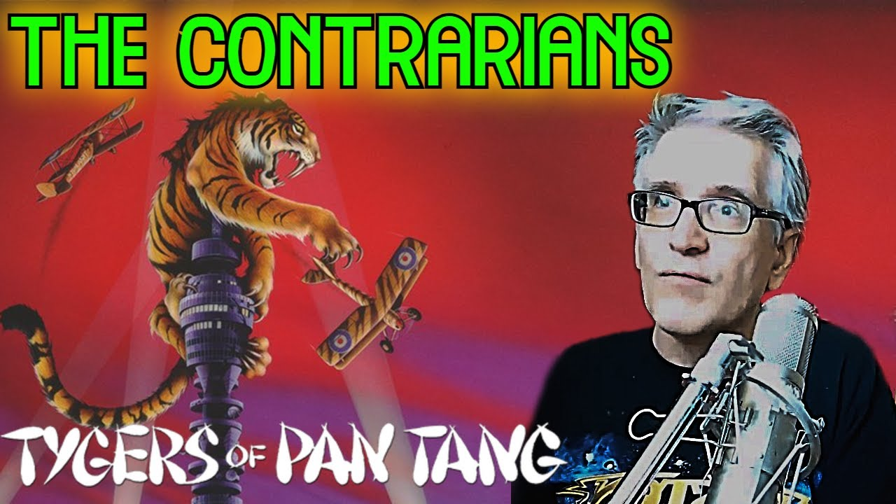 (Video) THE CONTRARIANS - Tygers Of Pan Tang
