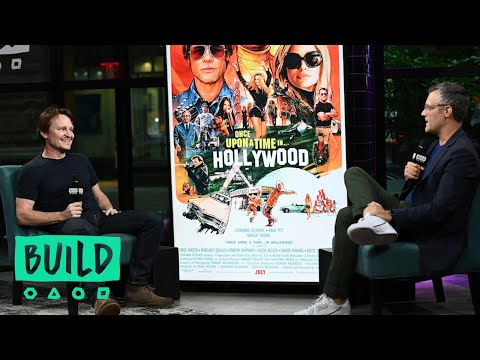 """Damon Herriman On His Work In """"Perpetual Grace, LTD"""" & """"Once Upon a Time in Hollywood"""""""