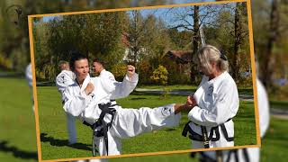 WinTaekwondo - Traditionelles Taekwondo - Herbst Camp 2018 am Chiemsee Tag 2