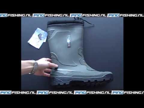 Spirale Italia PVC Thermal Waterproof Boots Thermolaarzen
