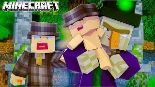 Minecraft: PORWALI MOJEGO MAŁEGO BRATA!