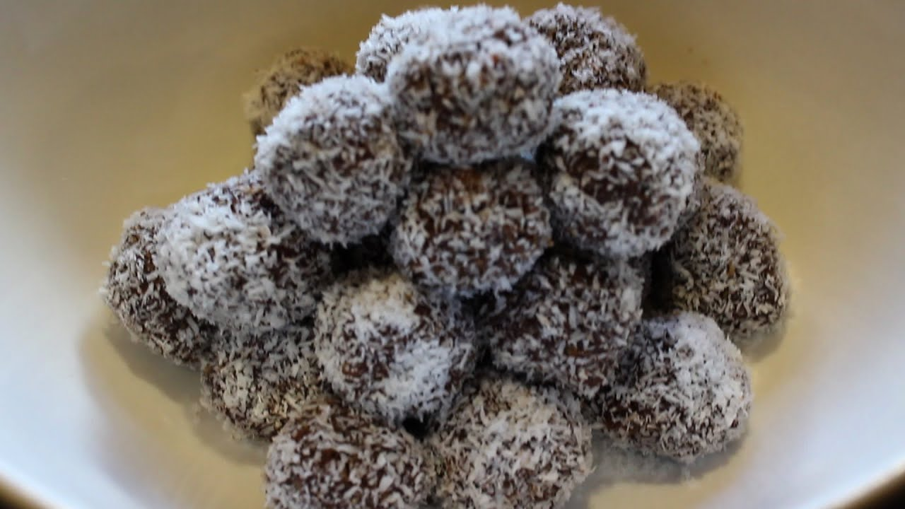 How Do You Make Chocolate Truffles With Coconut