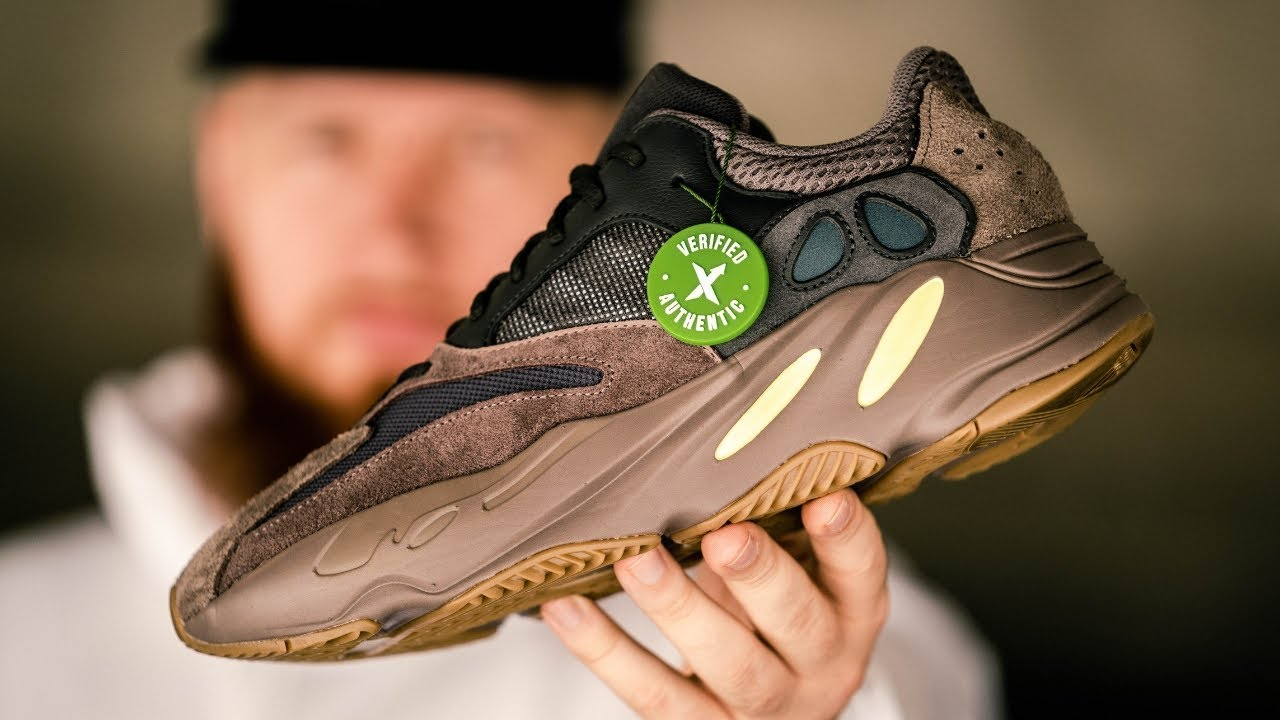 c1e4a402a306 HOW GOOD IS THE ADIDAS YEEZY BOOST 700 MAUVE ! (In Hand   On Feet Review)