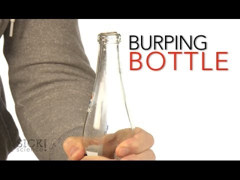 Burping Bottle - Sick Science! #166