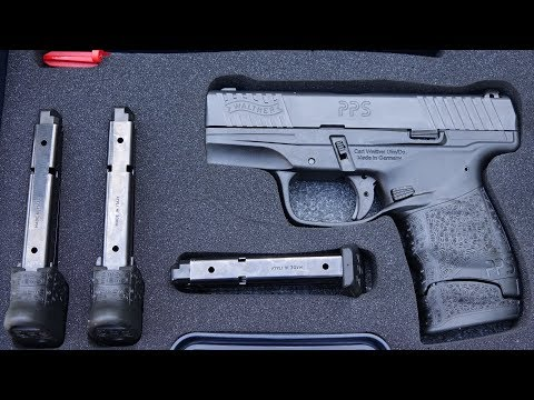 Walther PPS M2 9mm Pistol Review