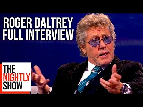 Roger Daltrey on Life, Death and Rock 'n' Roll Stories with The Who | Full Interview