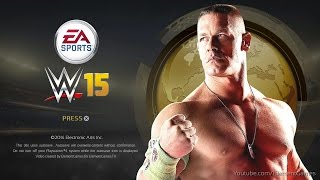 WWE 2K15 : What if EA Sports made WWE Games (WWE FIFA)