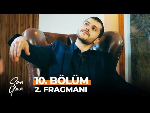 Son Yaz 10. Bölüm 2. Fragmanı | İzmir'in Babası Akgün Gökalp Taşkın!