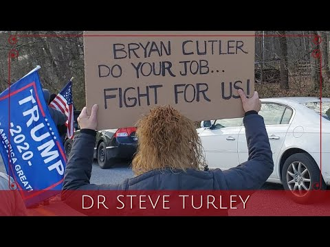 PA State Protest RISING UP Against House Speaker Cutler!!!