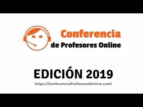 Ver Apertura de la #ConferenciaOnline + presentación: Herramientas del profe online en Español